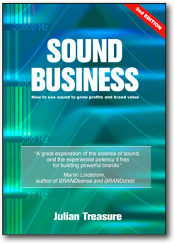 The Sound Agency's product Sound Business